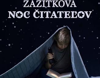 Zážitková noc čitateľov