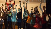 Vyhodnotenie Záhoráckeho detského bežeckého pohára 28.01.2017