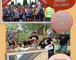 Kultúrno-športové podujatia – leto 2017