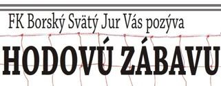 Hodová zábava+2.ročník Futbalista roka