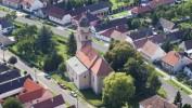 Letecké snímky obce 2014
