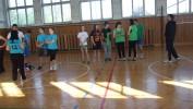 Volejbalový turnaj 16.5.2015