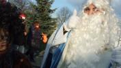 Vianočné trhy spojené s príchodom Mikuláša (5.12.2015)