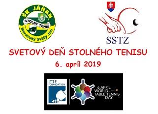 Stolnotenisový turnaj 07.04.2019 – ZŠ Sekule